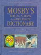 Mosby's Medical, Nursing and Allied Health Dictionary 5th Edition 9780815148005 0815148003