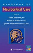 Handbook of Neurocritical Care 1st edition 9781588290786 1588290786