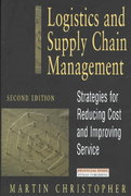 Logistics & Supply Chain Management: creating value-adding networks 3rd Edition 9780273681762 0273681761