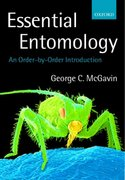 Essential Entomology 1st Edition 9780198500025 0198500025