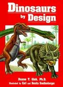 Dinosaurs by Design 0 9780890511657 0890511659