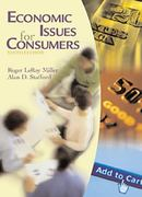 Economic Issues for Consumers 9th edition 9780534552367 0534552366