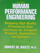 Human Performance Engineering 3rd edition 9780131496347 0131496344