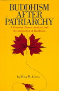 Buddhism after Patriarchy 0 9780791414040 0791414043