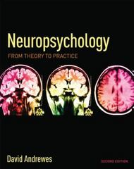Neuropsychology 2nd Edition 9781317313212 1317313216