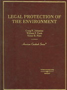 Legal Protection of the Environment 1st edition 9780314152664 0314152660
