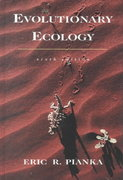 Evolutionary Ecology 6th edition 9780321042880 0321042883