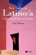 Key Terms in Latino/a Cultural and Literary Studies 1st Edition 9781405102513 1405102519