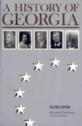 A History of Georgia 2nd Edition 9780820312699 082031269X