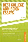 Best College Admission Essays 3rd edition 9780768917291 0768917298