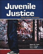 Juvenile Justice 1st edition 9780028009186 0028009185
