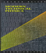Modern Technical Physics 6th edition 9780201578997 0201578999