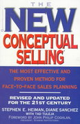 The New Conceptual Selling 21st edition 9780446674492 0446674494