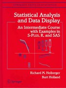 Statistical Analysis and Data Display 1st edition 9780387402703 0387402705