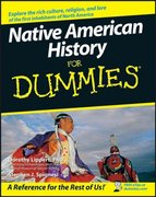 Native American History For Dummies 1st edition 9780470148419 0470148411