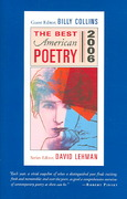 The Best American Poetry 2006 0 9780743229678 0743229673