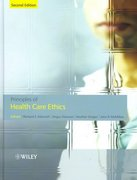 Principles of Health Care Ethics 2nd Edition 9780470027134 0470027134