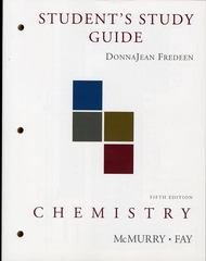 Student's Study Guide 5th edition 9780131993488 0131993488