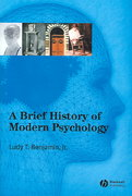A Brief History of Modern Psychology 1st edition 9781405132053 1405132051