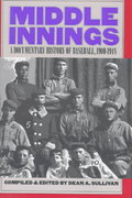 Middle Innings 1st Edition 9780803242586 0803242581