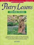 Poetry Lessons 0 9780439491570 0439491576