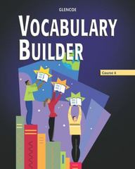 Vocabulary Builder, Course 6, Student Edition 2nd edition 9780078616709 0078616700