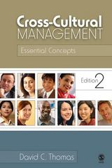 Cross-Cultural Management 2nd edition 9781412939560 1412939569