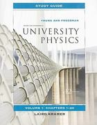 Study Guide for University Physics Vol 1 12th edition 9780321500335 0321500334