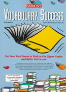 Vocabulary Success 3rd edition 9780764103117 0764103113