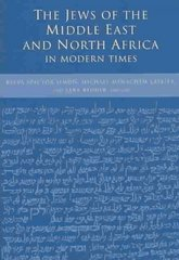 The Jews of the Middle East and North Africa in Modern Times 0 9780231107976 0231107978