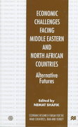 Economic Challenges facing Middle Eastern and North African Countries 1st Edition 9781349261246 1349261246
