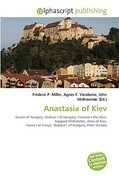 Anastasia of Kiev 0 9786130882846 613088284X