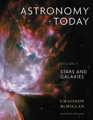 Astronomy Today Volume 2: Stars and Galaxies with MasteringAstronomy 7th edition 9780321718655 0321718658