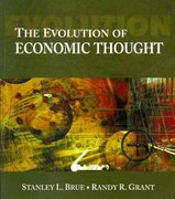 The Evolution of Economic Thought (Book Only) 7th Edition 9780324536669 0324536666
