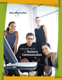 Essentials of Business Communication (Book Only) 8th edition 9780324587999 0324587996