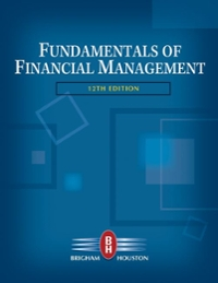 Fundamentals of Financial Management 12th edition 9780324597714 0324597711