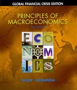 Macroeconomics (Book Only) 6th edition 9780538750561 0538750561