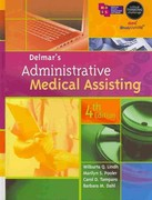 Delmar's Administrative Medical Assisting (Book Only) 4th edition 9781111318604 1111318603