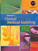 Delmar's Clinical Medical Assisting (Book Only) 4th edition 9781111318635 1111318638