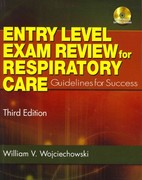 Entry Level Exam Review for Respiratory Care (Book Only) 3rd edition 9781111321079 1111321078