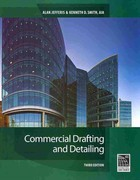 Commercial Drafting and Detailing (Book Only) 3rd edition 9781111321765 1111321760