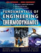 Fundamentals of Engineering Thermodynamics 7th edition 9780470917688 0470917687