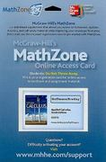 MathZone Access Card for Applied Calculus for Business, Economics, Social and Life Sciences, Expanded Edition 10th edition 9780077263515 0077263510