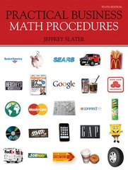 Practical Business Math Procedures with Business Math Handbook, WSJ, DVD V2 10th edition 9780077443528 0077443527