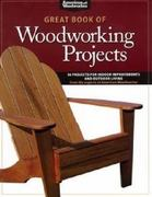 Great Book of Woodworking Projects 0 9781565235045 1565235045