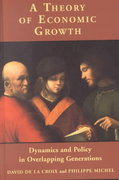 A Theory of Economic Growth 0 9780521001151 0521001153