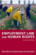 Employment Law and Human Rights 2nd edition 9780199299638 0199299633