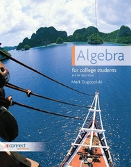 Algebra for College Students 6th edition 9780077418564 0077418565