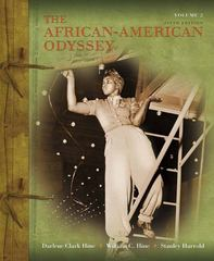 The African-American Odyssey 5th edition 9780205735938 0205735932