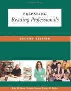 Preparing Reading Professionals, Second Edition 2nd Edition 9780872078352 0872078353